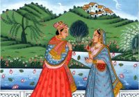 Pahari Styles of Paintings