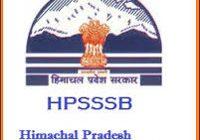Junior Engineer HPSSSB
