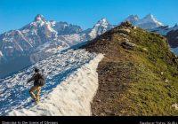 Glaciers in Himachal Pradesh