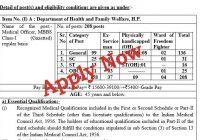 vacancies in medical education department himachal pradesh general studies-002