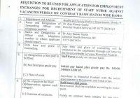 nurse jobs in himachal pradesh 2019